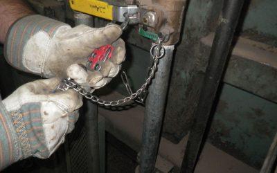 Règlements et normes reliés au cadenassage