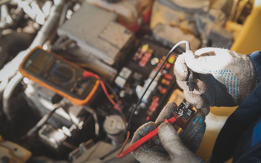 La sécurité des voitures électriques
