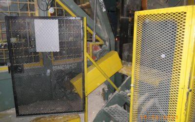 Sécurité machine: Accès aux zones dangereuses
