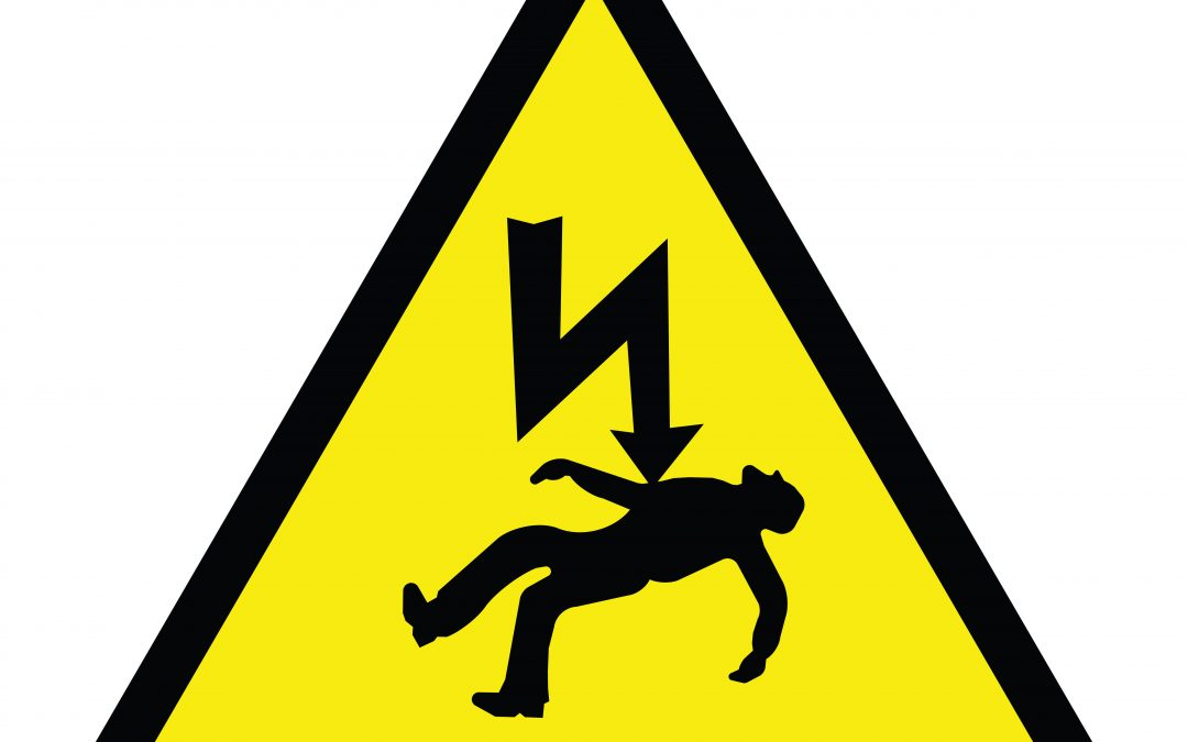Electrical safety: What to do in case of electrical shock