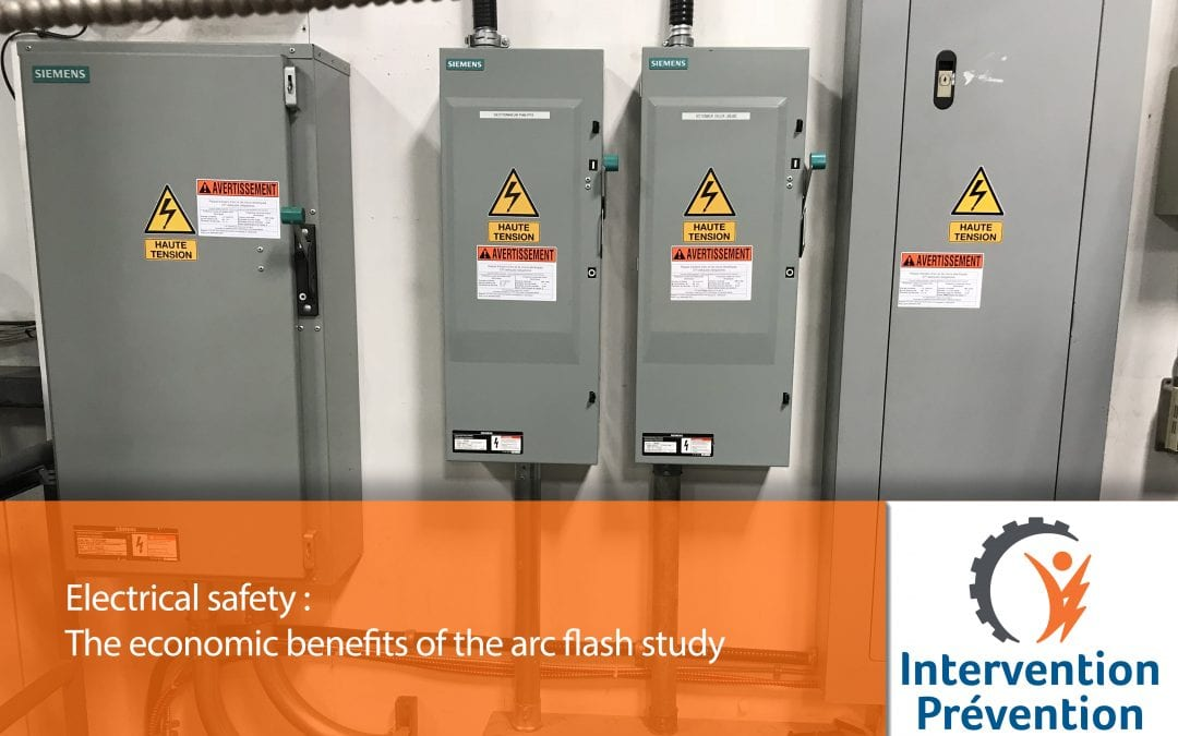 The economic benefits of the arc flash study