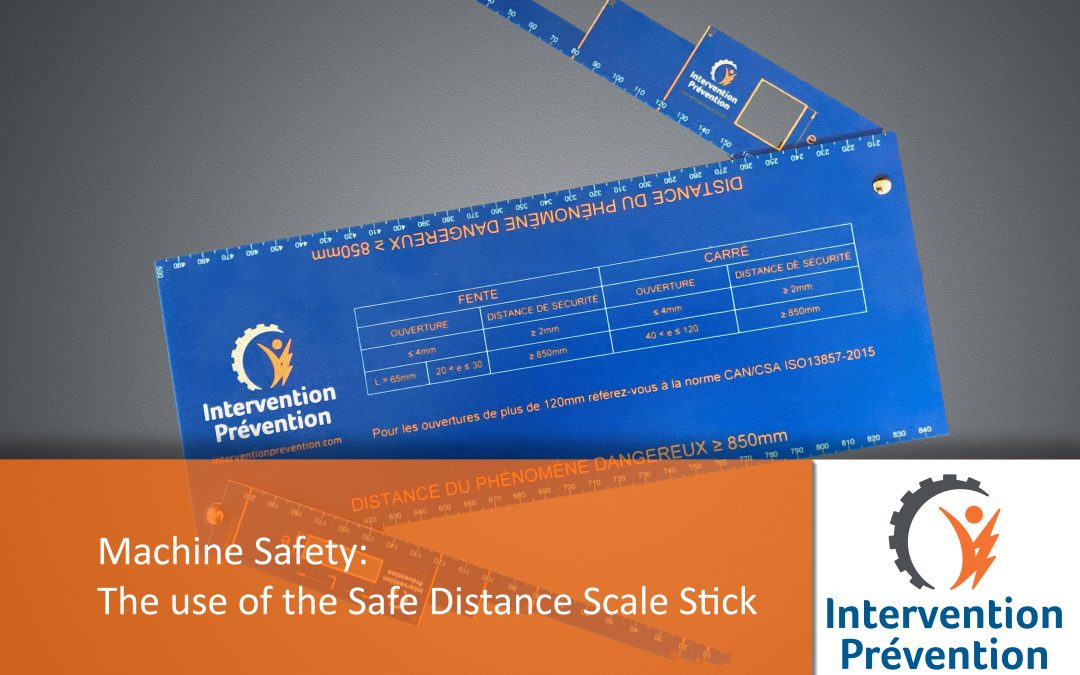The use of the Safe Distance Scale Stick