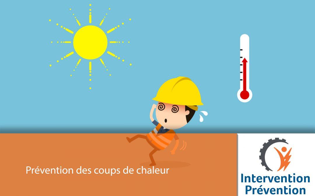La prévention des coups de chaleur