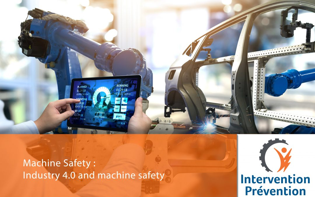 Machine safety – What is Industry 4.0?