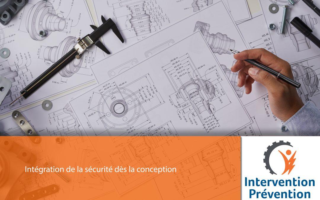 Intégration de la sécurité dès la conception
