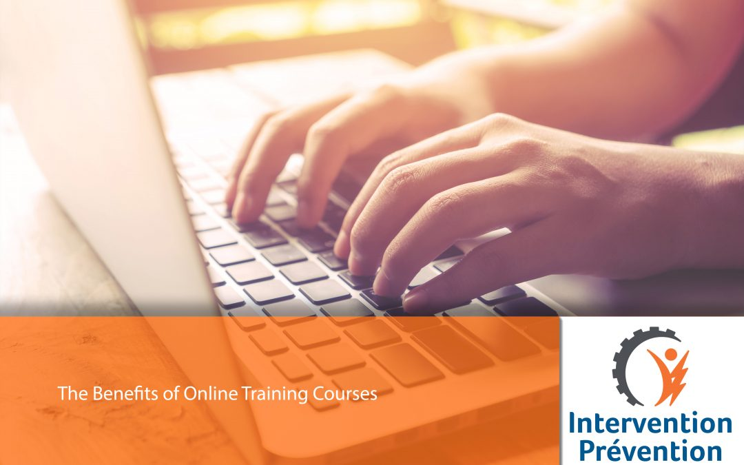 The Benefits of Online Training Courses
