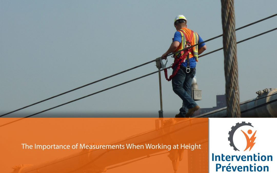 The Importance of Measurements When Working at Height