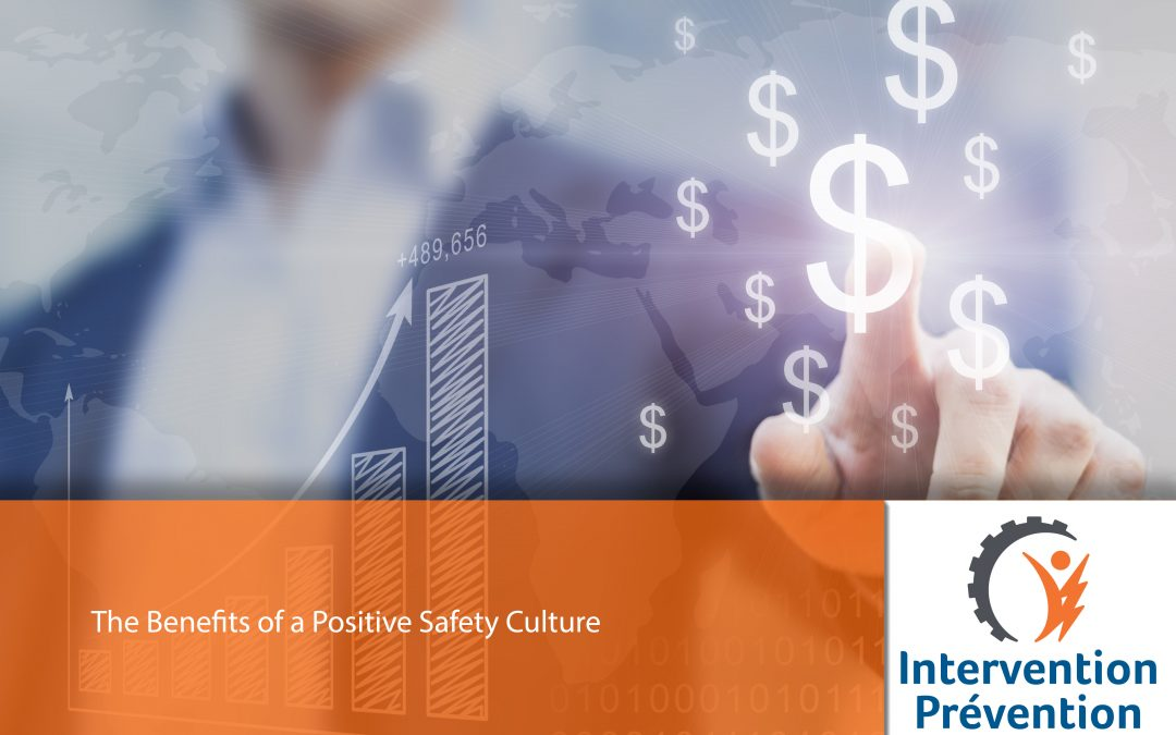 The Benefits of a Positive Safety Culture