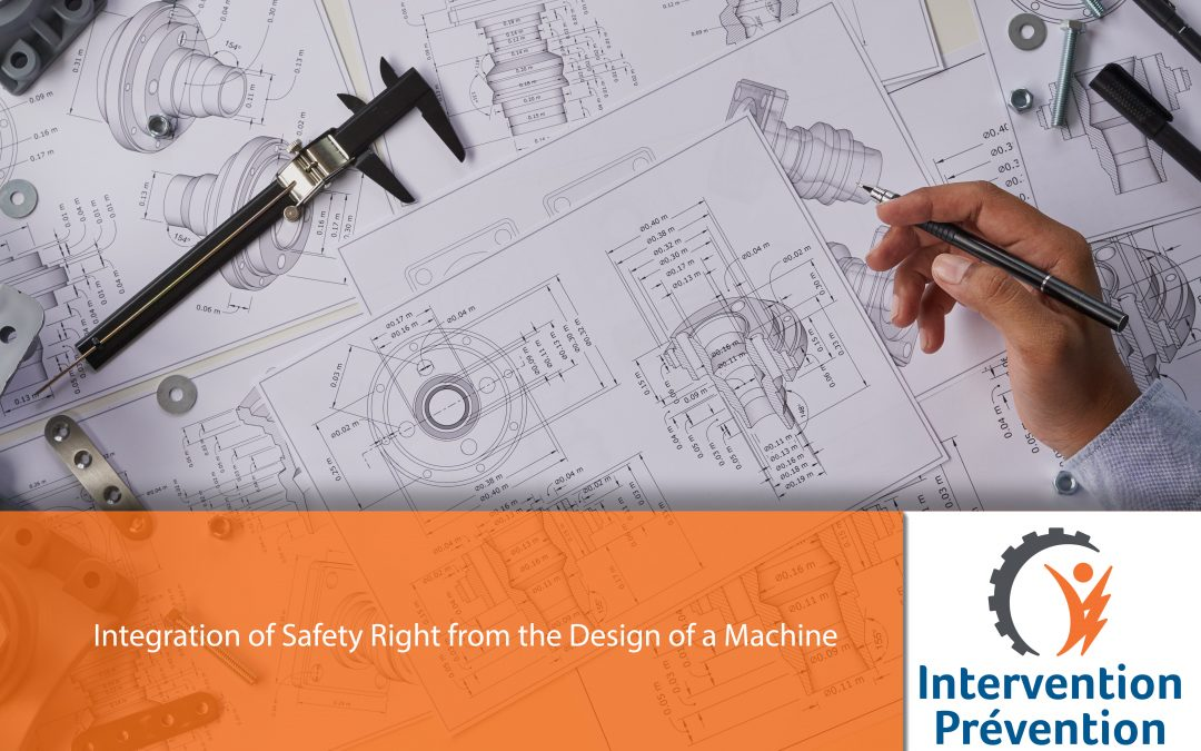 Integration of Safety Right from the Design of a Machine