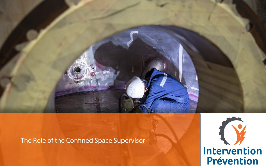 The Role of the Confined Space Supervisor