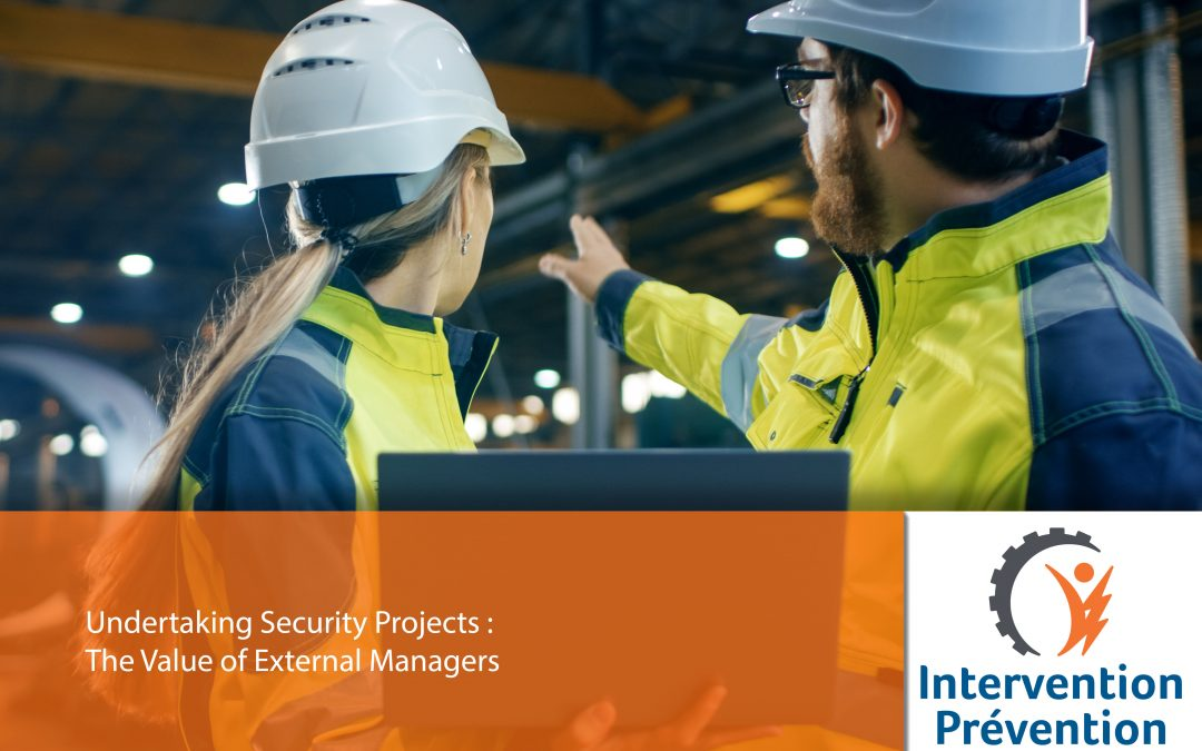 Undertaking Security Projects: The Value of External Managers